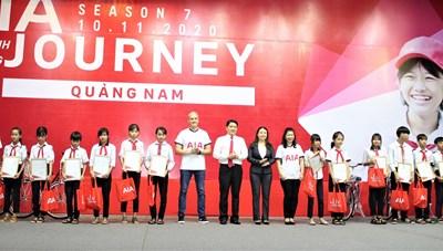 Quảng Nam: 350 chiếc xe đạp cho học sinh có hoàn cảnh khó khăn