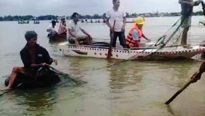 Quảng Nam: Một phụ nữ bị lũ cuốn trôi tử vong