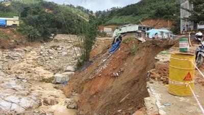 Quảng Nam: Phước Thành tan hoang sau lũ quét