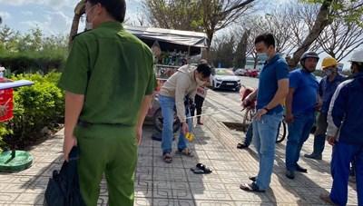 Quảng Nam: Một thanh niên đâm bảo vệ bệnh viện trọng  thương