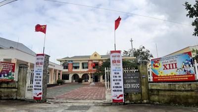 Quảng Nam: Sai phạm về đất đai, một cán bộ địa chính bị bắt giam