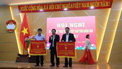 Quảng Nam: Mặt trận thực hiện tốt vai trò nhiệm vụ năm 2020