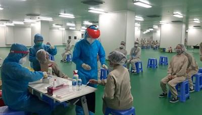 TP Hồ Chí Minh ghi nhận thêm 70 ca nghi nhiễm mới, chủ yếu là nhân viên Bệnh viện Bệnh Nhiệt đới