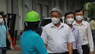 Lô vaccine 836.000 liều đã về đến TP Hồ Chí Minh