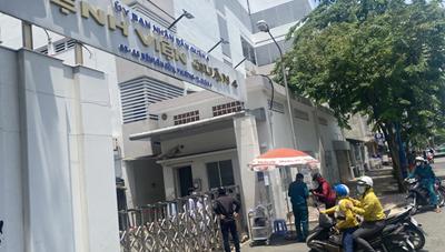 TP Hồ Chí Minh: Bệnh viện Quận 4 tạm ngưng nhận bệnh nhân
