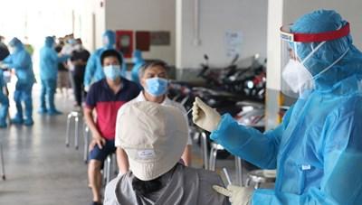 Chiều ngày 20/6, TP Hồ Chí Minh ghi nhận 91 ca nhiễm, 19 ca đang điều tra dịch tễ
