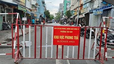 24 giờ qua, TP Hồ Chí Minh có 162 ca nhiễm Covid-19
