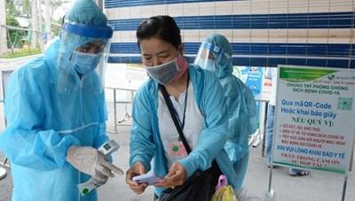 TP Hồ Chí Minh có gần 10.000 đơn vị triển khai hệ thống khai báo y tế điện tử
