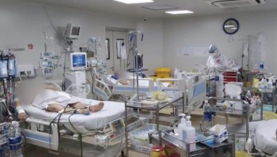 Bộ trưởng Bộ Y tế: 'Chúng ta không để bệnh nhân thiếu máy thở'