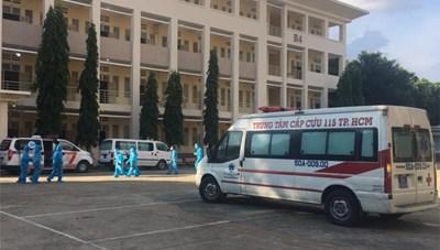 TP Hồ Chí Minh: Lập thêm 4 bệnh viện dã chiến 10.400 giường