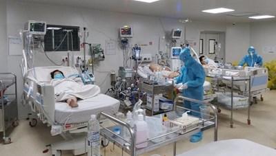 TP Hồ Chí Minh tập trung điều trị cho các F0 có triệu chứng, diễn biến nặng