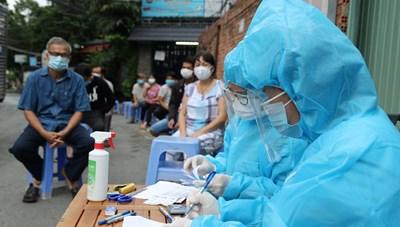 TP Hồ Chí Minh tiếp tục lập thêm nhiều bệnh viện dã chiến