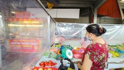 TP Hồ Chí Minh chỉ còn 27/237 chợ truyền thống đang hoạt động