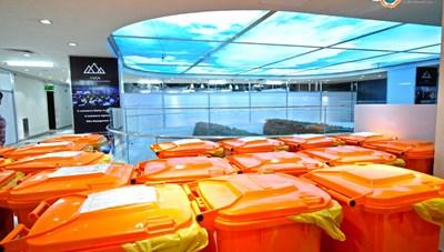 TP Hồ Chí Minh kêu gọi nhiều đơn vị hỗ trợ xử lý chất thải phát sinh do dịch Covid-19