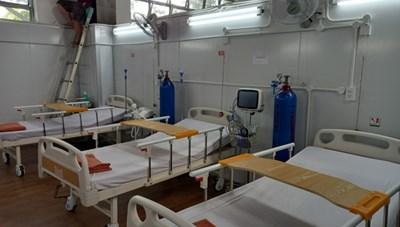 TP Hồ Chí Minh lập thêm nhiều trung tâm hồi sức