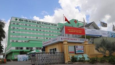 Bệnh viện Điều trị Covid-19 Hoàn Mỹ Thủ Đức bắt đầu nhận bệnh nhân