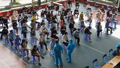 TP Hồ Chí Minh tiêm tổng cộng được gần 8,5 triệu mũi vaccine Covid-19