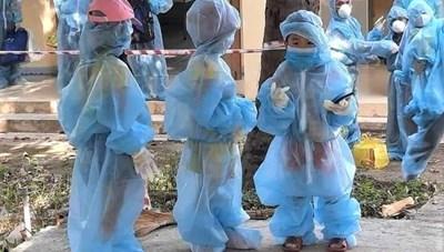 TP Hồ Chí Minh: Xây dựng chính sách chăm lo trẻ bị mồ côi vì Covid-19