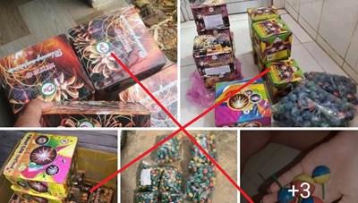 Chưa đến Tết, pháo nổ đã 'đùng đoàng' trên mạng xã hội