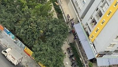 Vụ Chi cục Trưởng THADS Bình Tân rơi lầu: Nạn nhân bị trầm cảm nhiều tháng qua