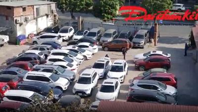 Quận Cầu Giấy: Cơ quan chức năng đùn đẩy trách nhiệm để bãi xe trái phép tồn tại?