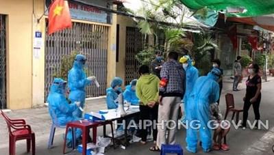 Ca Covid-19 mới ở Hải Phòng: Từng về ổ dịch Cẩm Giàng, khai báo y tế không đồng nhất