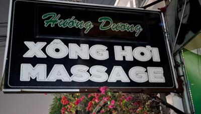 Massage Hướng Dương để nữ nhân viên thoát y, 'chiều khách tới bến'