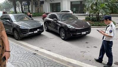 2 xe siêu sang Porsche biển số 'sinh đôi': Xác định chủ nhân chiếc xe 'hàng thật, giá thật'