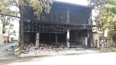Bộ Công an vào cuộc vụ cháy phòng trà, 6 người tử vong ở Nghệ An