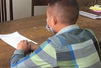 Đăng tin giả về người chết đói ở Hòa Bình để 'câu' like, người đàn ông bị triệu tập lên làm việc