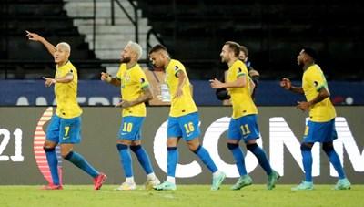 Chỉ trong 1 ngày, số ca Covid-19 ở Copa America 2021 tăng gấp 5 lần