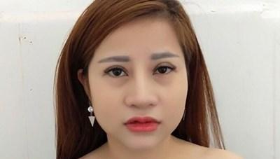 Bắt giữ 'hotgirl' trốn truy nã 2 tháng sau bữa tiệc ma túy tại Hải Phòng