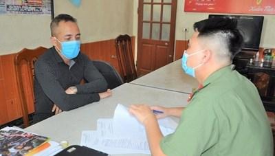 Khởi tố đối tượng tổ chức cho 'chùm ca bệnh' trốn sang Lào, làm lây lan dịch Covid-19 ở Hải Dương