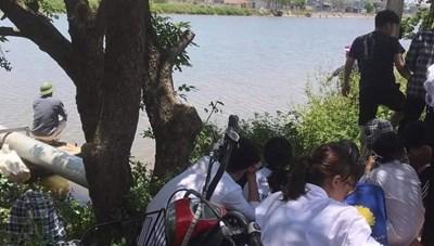 Nam Định: Xót xa nam sinh lớp 12 đuối nước ngay gần ngày thi tốt nghiệp