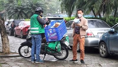 Danh sách ''shipper' được cấp thẻ vận chuyển hàng hoá tại Hà Nội