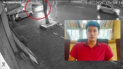 Hà Nội: Tạm giữ tài xế ngủ gật, lao lên vỉa hè đâm chết cụ bà đang ngồi đun nước