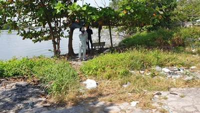 Thi thể người phụ nữ bị móp đầu, mất tay trên sông Sài Gòn