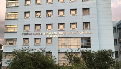 Nam thanh niên tử vong khi rơi từ tầng 6 tòa nhà Đại học Ngoại ngữ - Tin học TP HCM