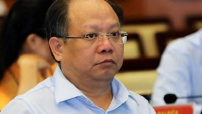 Ông Tất Thành Cang bị đình chỉ chức vụ Phó trưởng BCĐ công trình lịch sử TP HCM