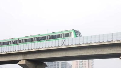 Xây dựng bảng lương công nhân vận hành đường sắt Cát Linh - Hà Đông