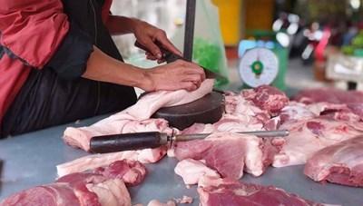 Thành lập Đoàn kiểm tra liên ngành mặt hàng thịt lợn