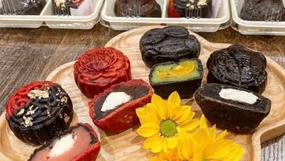 Nhộn nhịp thị trường bánh Trung thu online