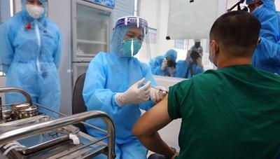 Bộ Y tế yêu cầu tiêm vaccine đúng đối tượng