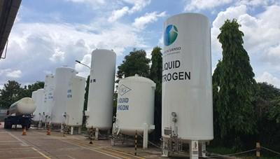 Năng lực sản xuất oxy của Việt Nam ra sao?