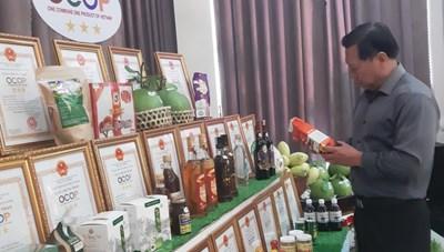 Sẽ có 24 tỉnh, thành cả nước tham gia ngày hội sản phẩm OCOP ở An Giang