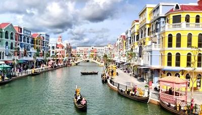 Phú Quốc: Khai trương 'thành phố không ngủ' hàng đầu Đông Nam Á