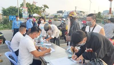 Phú Quốc: Xử phạt người dân và du khách không đeo khẩu trang