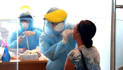 Hai hành khách có biểu hiện ho sốt từ Đà Nẵng về Cần Thơ đã có kết quả xét nghiệm