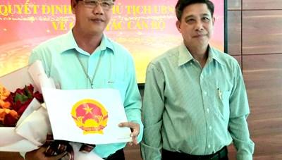 Hậu Giang bổ nhiệm Giám đốc Đài Phát thanh truyền hình
