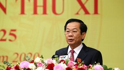 Ông Đỗ Thanh Bình được bầu giữ chức Bí thư Tỉnh uỷ Kiên Giang
